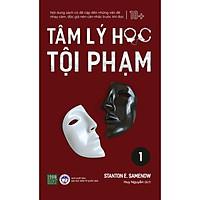 Sách - Tâm lý học tội phạm tập 1