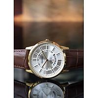 Đồng hồ nam Sunrise DM1118SWA [Full Box] - Kính Sapphire, chống xước, chống nước - Dây da cao cấp