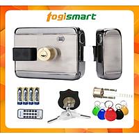 Khóa Cửa/Cổng thẻ từ RFID - Điều khiển từ xa - Togismart KCTT - HÀNG CHÍNH HÃNG