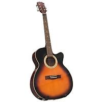 Đàn guitar có ty chống cong - giá sale cực rẻ ưu đãi cho sinh viên