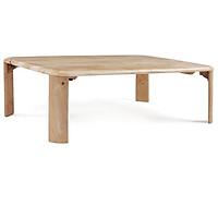 Bàn trà Nhật, bàn học gỗ ngồi bệt gấp gọn 60 x 90 cm  VIMOS- Tặng kèm quạt USB