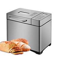 Máy làm bánh mì tự động 1KG 17 trong 1 Máy làm bánh mì lập trình 650W với 3 kích cỡ
