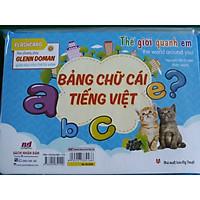 Flashcard thế giới quanh em - Bảng chữ cái Tiếng Việt