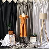 Phông nền chụp ảnh, vải chụp ảnh, background chụp ảnh quần áo lookbook và livetream, decor phụ kiện trang trí