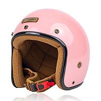 Mũ Bảo Hiểm 3/4 Bulldog Perro 4U 2020 đủ màu