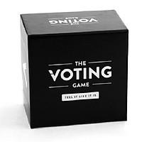 Trò Chơi Boardgame Thẻ Bài The Voting Game Tiếng Anh