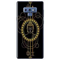 Ốp Lưng Dành Cho Samsung Galaxy Note 9 - Phật & Hoạ Tiết