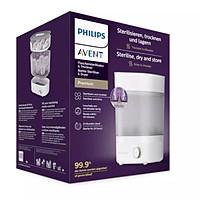 Máy Tiệt Trùng Bình Sữa Và Sấy Khô Philips Avent Starlight Plus SCF293/00