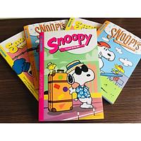 Lốc 2 Quyển Tập Sinh Viên 200 trang Snoopy - mẫu ngẫu nhiên
