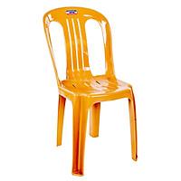 Ghế Dựa Lớn 4 Sọc Duy Tân No.400 (43 x 51.5 x 83 cm) Giao màu ngẫu nhiên