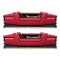 Bộ 2 Thanh RAM G.SKILL RIPJAWS V-16GB (8GBx2) DDR4 3000MHz - Hàng Chính Hãng