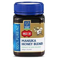 Manuka Health MGO 30+ Manuka Honey Blend 500g (Not For Sale In WA)