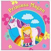 Unicorn And Princess Board: Princess Megan