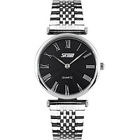 Đồng hồ nữ dây thép không gỉ Skmei 9105L