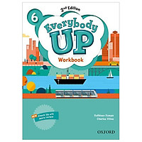Everybody Up 2E 6: Workbook