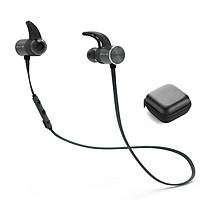 Tai nghe true Wireless Bluetooth Plextone BX343, tai nghe nhét tai không dây pin trâu, siêu nhỏ, nhẹ, kèm phụ kiện tai nghe gồm hộp đựng, bộ núm, sách hướng dẫn sử dụng kết nối tai nghe tiếng việt. - Hàng Chính Hãng.