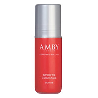 Lăn Khử Mùi Amby London Purfumed Roll On Sports Courage (50ml)