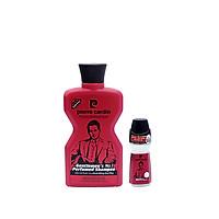 Combo dầu gội nước hoa Pierre Cardin Gentlemen 380g và Lăn khử mùi Gentlemen 50ml