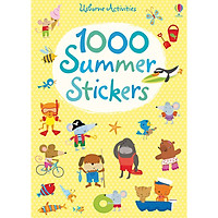 Usborne 1000 Summer Stickers