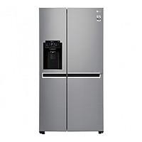 Tủ lạnh LG SBS GR-D247JDS Inverter 601 Lít (HÀNG CHÍNH HÃNG)