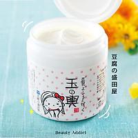 Mặt Nạ Đậu Hũ Non Sữa Chua Nhật Bản Chính Hãng Tofu No Moritaya Face Pack Dưỡng Ẩm Sâu, Làm Trắng Da, Chống Lão Hóa