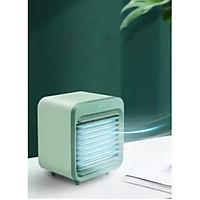 Máy làm lạnh sạc pin USB để bàn