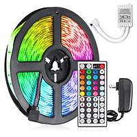 Dải đèn LED 5050 RGB chống nước 5m