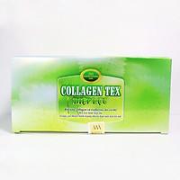 Collagen Tex Diệp lục giúp đẹp da chống lão hoá và cân bằng nội tiết nữ hộp 30 gói