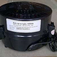 Bộ đổi nguồn 220v sang 100v - 120v lioa 1500va