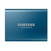 Ổ Cứng Di Động Gắn Ngoài SSD Samsung T5 - Hàng Chính Hãng