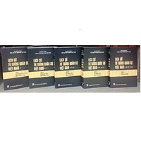Sách Combo Trọn Bộ 5 Quyển Lịch Sử Tư Tưởng Quân Sự Việt Nam - NXB Chính Trị Quốc Gia Sự Thật