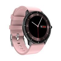 Q21 Smart Bracelet Sports Watch 1.28-Inch TFT Full-Round Full-Touch Screen BT5.0 IP68 Waterproof Body