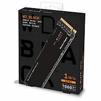 Ổ cứng SSD WD Black SN850 PCIe Gen4 x4 NVMe M.2 1TB WDS100T1X0E - Hàng Chính Hãng