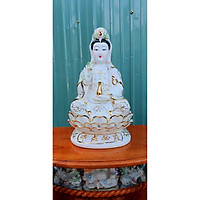 Phật Bà Quan Âm cao 35 cm