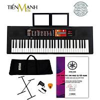 Bộ Đàn Organ Yamaha PSR-F51 Kèm Kèn Kazoo Dream Maker (Keyboard PSR F51 - Có tem chống hàng giả bộ CA - Đàn, Chân, Bao, Nguồn)