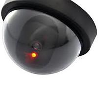 Camera Mô Hình Chống Trộm, có đèn hồng ngoại, 100% như thật, dùng pin 2A 1.5V