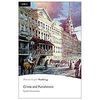 Level 6: Crime And Punishment Book And MP3 Pack (Pearson English Graded Readers)