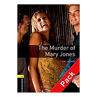 Oxford Bookworms Library (3 Ed.) 1: The Murder Of Mary Jones Playscript Audio CD Pack