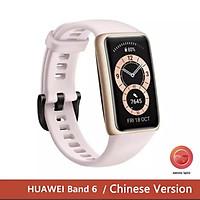 Vòng Đeo Tay Thông Minh Huawei Band 6 Full Tiếng Việt - Hàng Nhập Khẩu