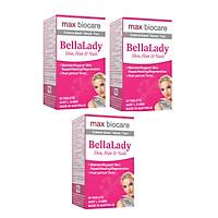 3 Thực phẩm bảo vệ sức khỏe BellaLady Sản phẩm cho Phái đẹp