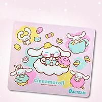 Tấm lót chuột Cinnamoroll hình chú chó tai to 【Dòng mộng mơ】ALTEAM
