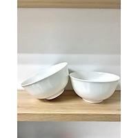Bộ 2 tô phở (tô đựng canh, cơm) 19cm thương hiệu Royal Porcelain - Hàng nhập khẩu