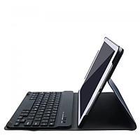 Bao da kèm bàn phím Bluetooth dành cho iPad 10.2 (2019) Smart Keyboard - Màu xanh đen