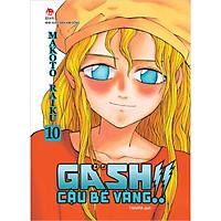 Gash - Cậu Bé Vàng!! Tập 10