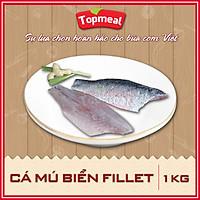 HCM - Cá mú biển Fillet (1 kg) - Thích hợp với các món canh, chiên, hấp, kho, nấu cháo,... - [Giao nhanh TPHCM]