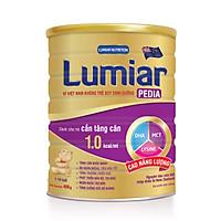 Sữa bột Lumiar Pedia 400g - sản phẩm dành cho trẻ cần tăng cân với DHA, MCT, LYSINE cao năng lượng