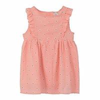 Váy Thô Bé Gái Hoa Nhí Ardilla 13GS18 - Hồng