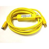 Cáp lập trình Delta PLC USB ACAB230 USB to RS232 Adapter for DVP ES/EX/EH