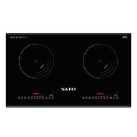 Bếp từ đôi SATO SIH378 N2.1 (C) - Hàng chính hãng