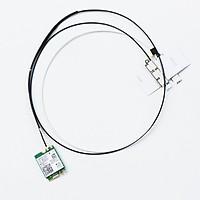 Dây thu sóng wifi anten IPEX4 70cm (một cặp)
